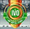COVER  DJ ROSS & M.SOSA  Présentent  IVO HIP-HOP ALL STARS 225  Vol.1
