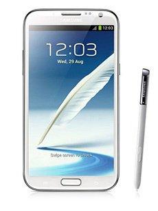 Samsung GALAXY Note 2 (II) 16 Go blanc pour 360¤ + frais de port 8¤