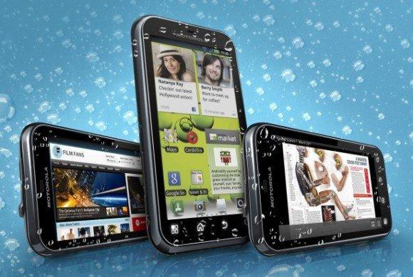 Motorola defy pour 149¤ + frais de port 8¤