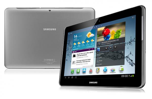 Samsung Galaxy Tab 2 (10.1) Wi-Fi 16 Go Noir pour  260¤ + frais de port 8¤