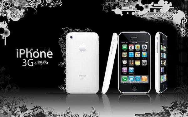 Apple iPhone 3GS pour 105¤ + frais de port 8¤