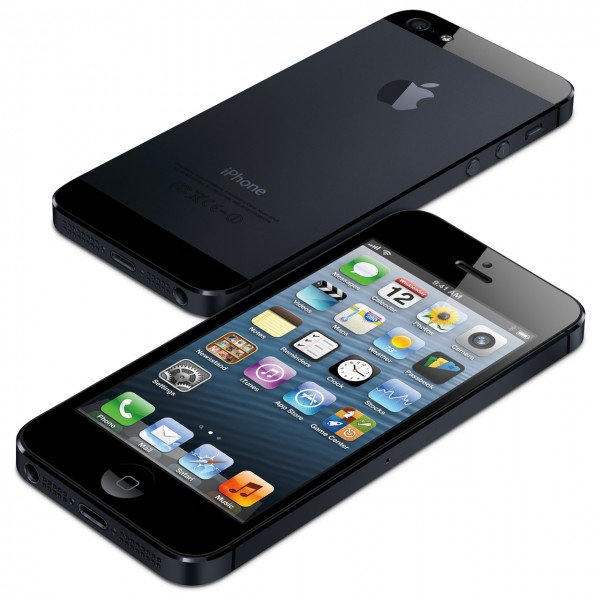 Apple iPhone 5 16 Go Noir et ardoise Apple pour 510¤ + frais de port 8¤