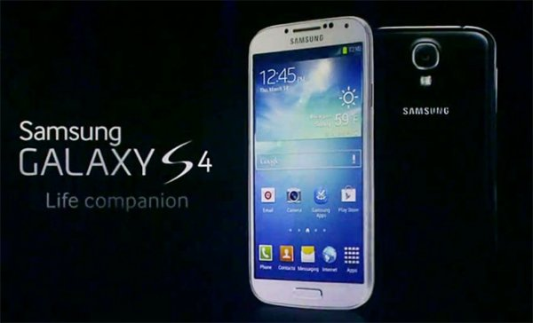 Samsung GALAXY S IV (S4) 16 Go Blanc pour 560¤ + frais de port 8¤ tout neuf