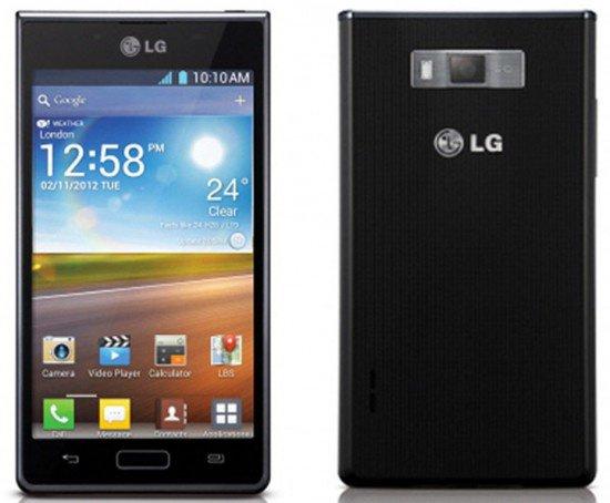 LG Optimus L7 pour 220¤ + frais de port 8¤