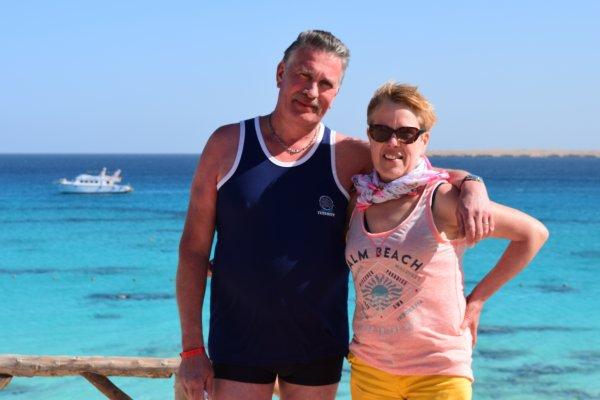 Vacance en Egypte