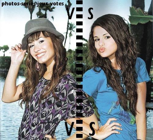 Article 03 >>          Demi Lovato VS Selena Gomez