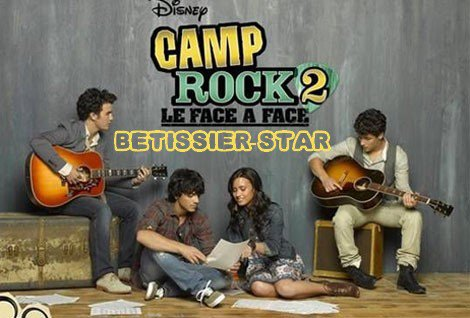 Camp Rock 2 && ses secret