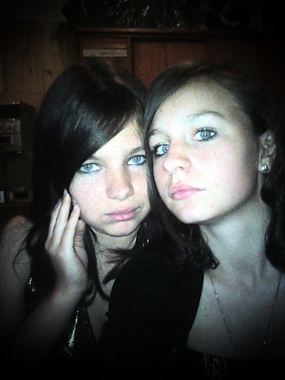 Moi & Ma cousine :) <3