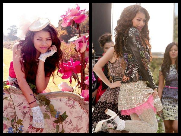 Nouvelle photos pour Fashion Is My Kryptonite. (qui sort Vendredi). + 3 nouveau gifs du clip.