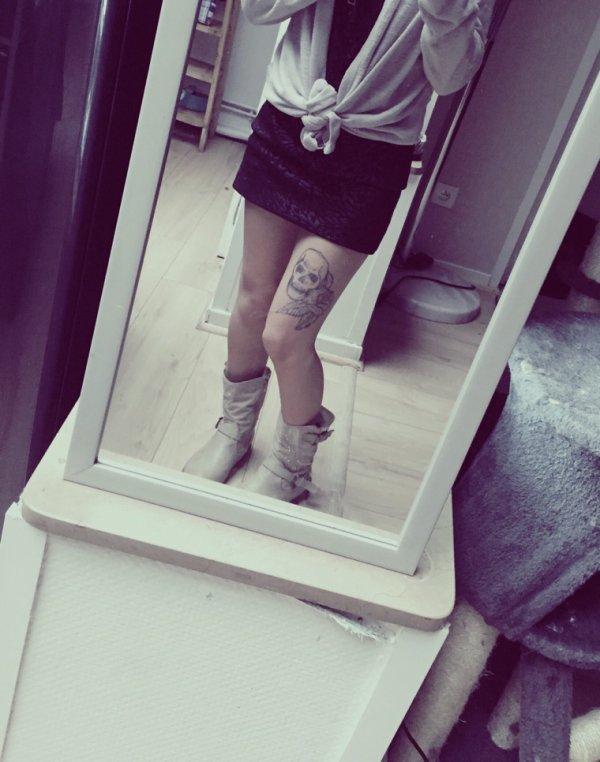 Mes tattoos ❤️