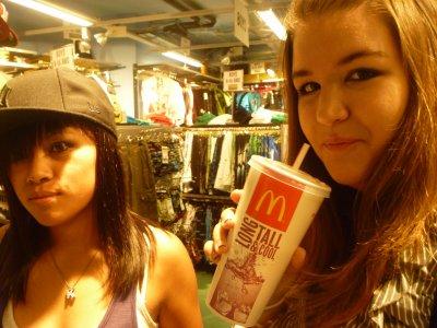 Nos folie a fribourg le 28.07.2011