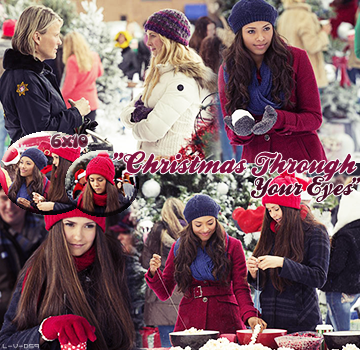""" 6x10 Christmas Through Your Eyes "" ..."