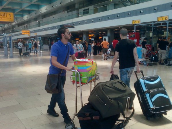 l aereport de marseille