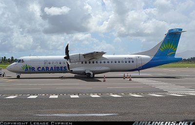Air Caraïbes Destinations ===>
