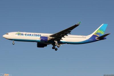 Un nouveau chez Air Caraïbes !