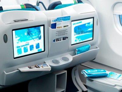 Nouvelle Classe Madras pour Air Caraïbes