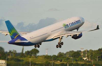 Des News pour Air Caraïbes !