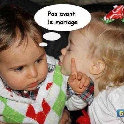 les amoureux avant le mariage