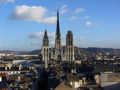 (2) Monet à Rouen. Où l'instant saisi.