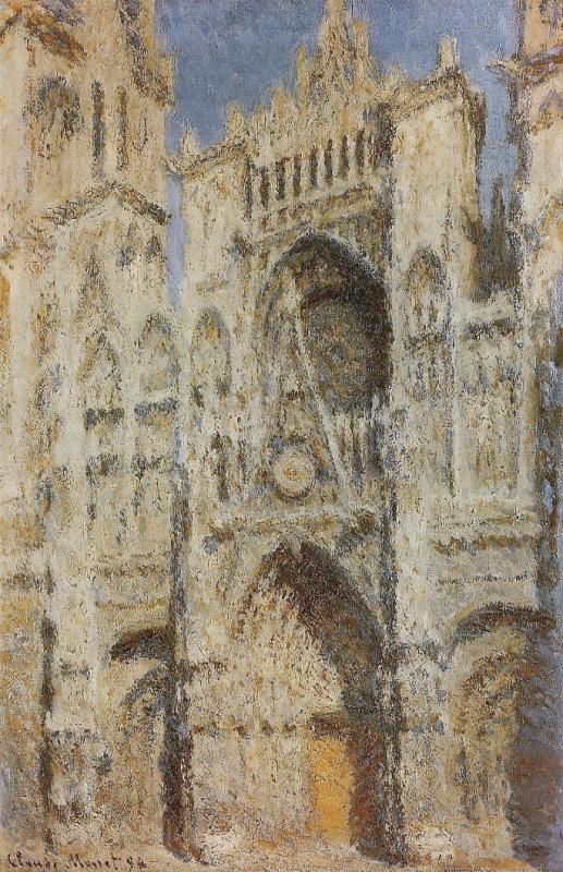 (3) Monet à Rouen. Où l'instant saisi... Fin !