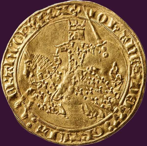 Décembre 1360 - Décembre 2010 : Le premier franc c'était il y a 650 ans !
