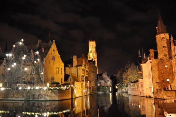 Bruges magique... et gourmande !