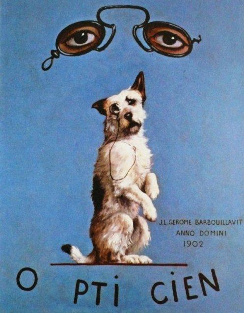 Le petit chien de Gérôme (1824 – 1904) ou la fantaisie d'un peintre !