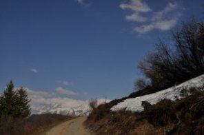 La montagne au printemps : renversante de calme, de beauté et .... de surprises ^^ !