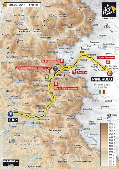 Vacances italiennes 2011 : Alpes du Piémont et Apenins de Toscane