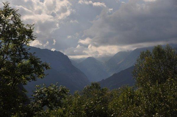 (1) En Italie : En Piémont tout d'abord...