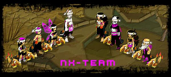 Présentation Nx-Team ! Objectif / Explication Blog / commerce.