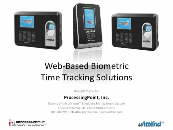 Automated Time Clocks System