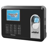 Buy uAttend's biometric fingerprint time clock