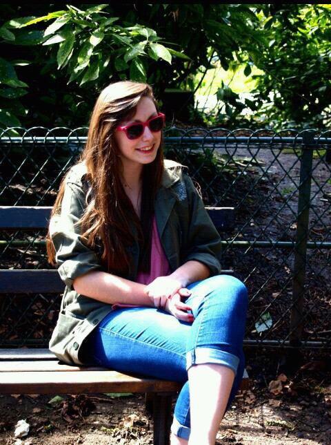 Au parc :)