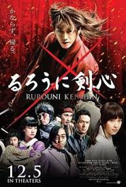 Rurouni Kenshin - film live 1