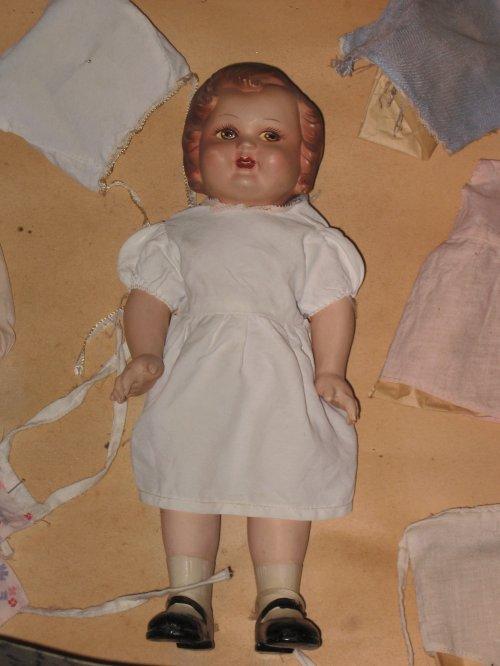 Qui connait cette petite poupée ?