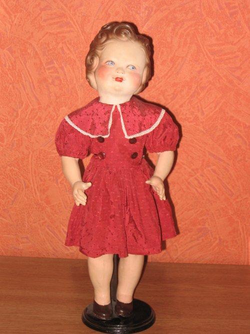 Voici ma Lisette, une de 40 et quelques cms ...