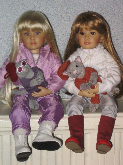 Camille et Tara