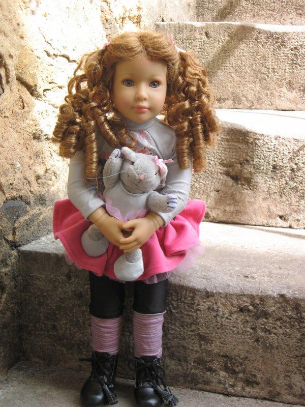 Ariane, la nouvelle venue vous souhaite de Joyeuses Pâques !