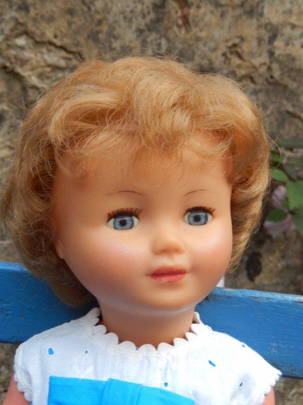 Ma jolie Marie-Françoise, la 1ère !
