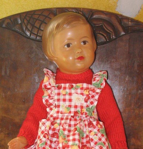 Enfin, un peu de couture pour mes poupées !