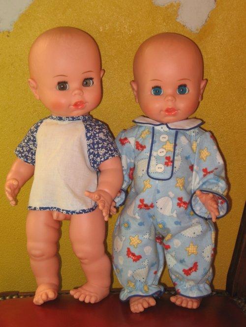 Le jumeau de Baby Boy
