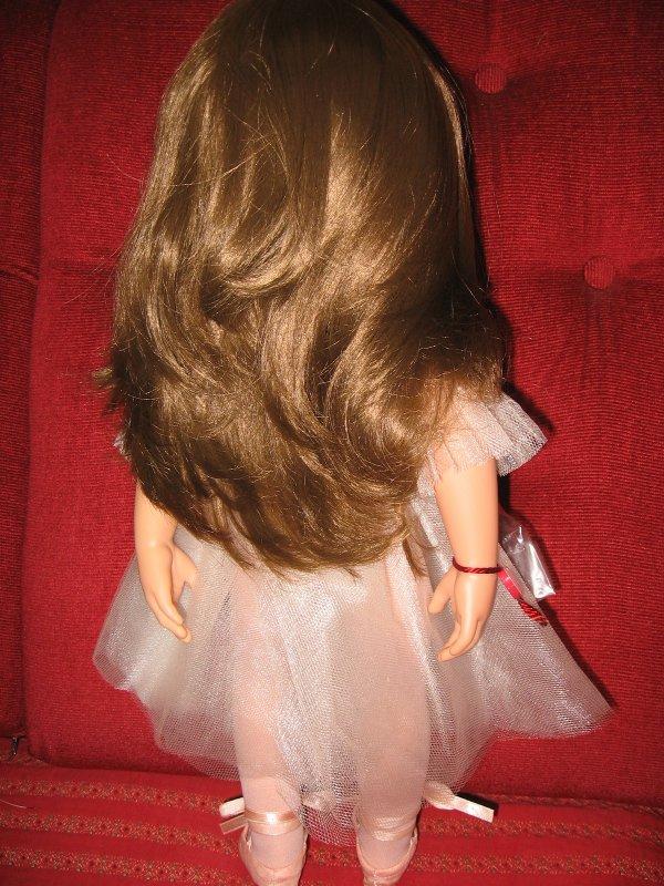 """Vends cette poupée """"SOPHIE"""" de chez GÖTZ.   VENDUE"""