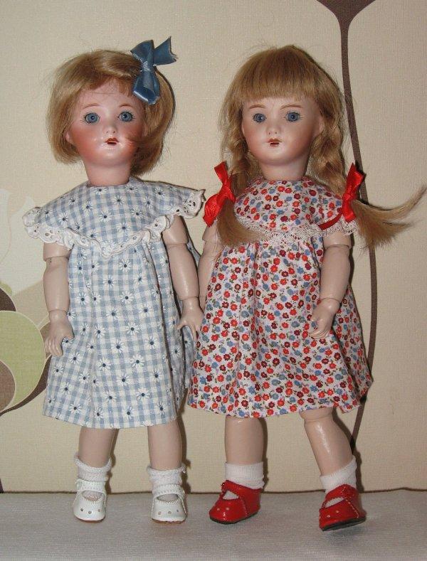 """Ces """"Bleuette"""" ne sont pas vraiment des copies mais plutôt des petites cousines"""