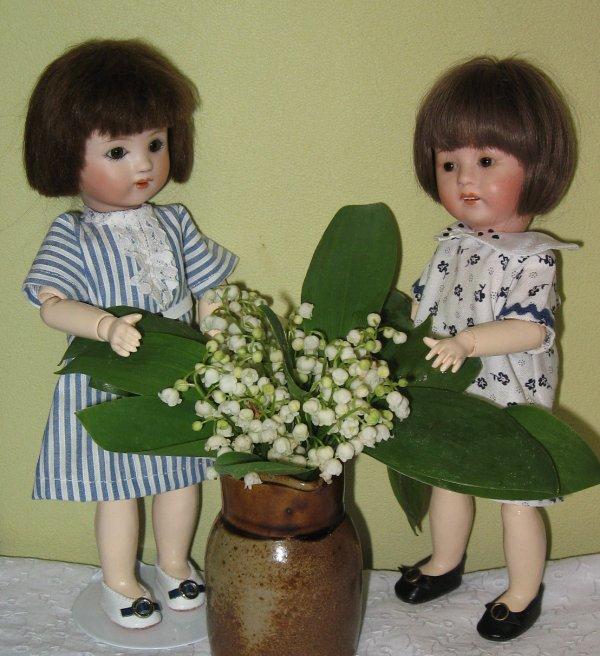 """Les """"Loulotte"""" au 1er Mai"""