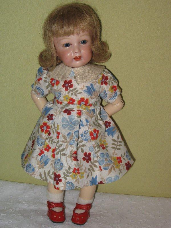 Une nouvelle robe pour Bleuette 251