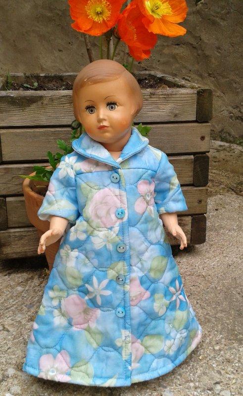 Encore une robe de chambre de octobre 1959