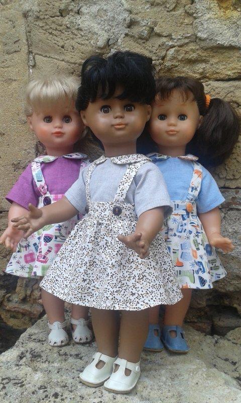 Les 3 Emilie ensemble septembre 2016
