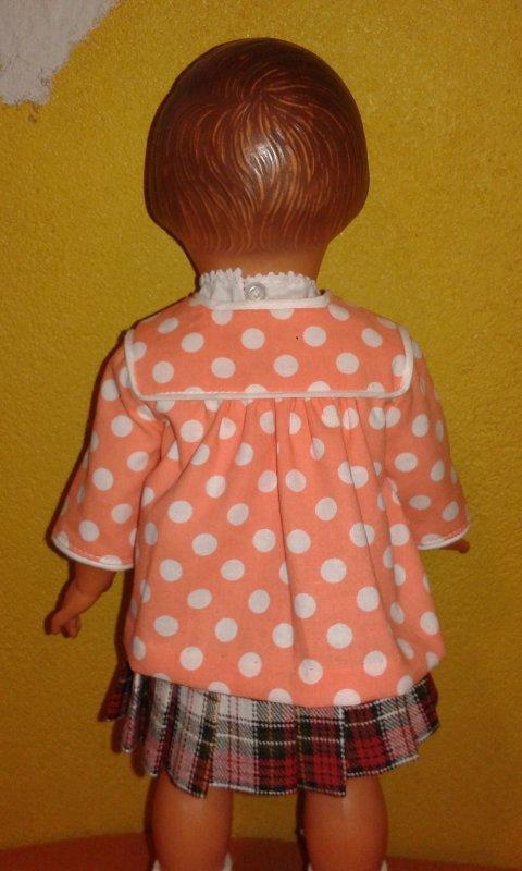 Une dernière blouse, celle de septembre 1959