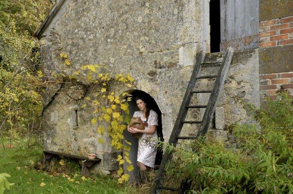 La robe du village ...